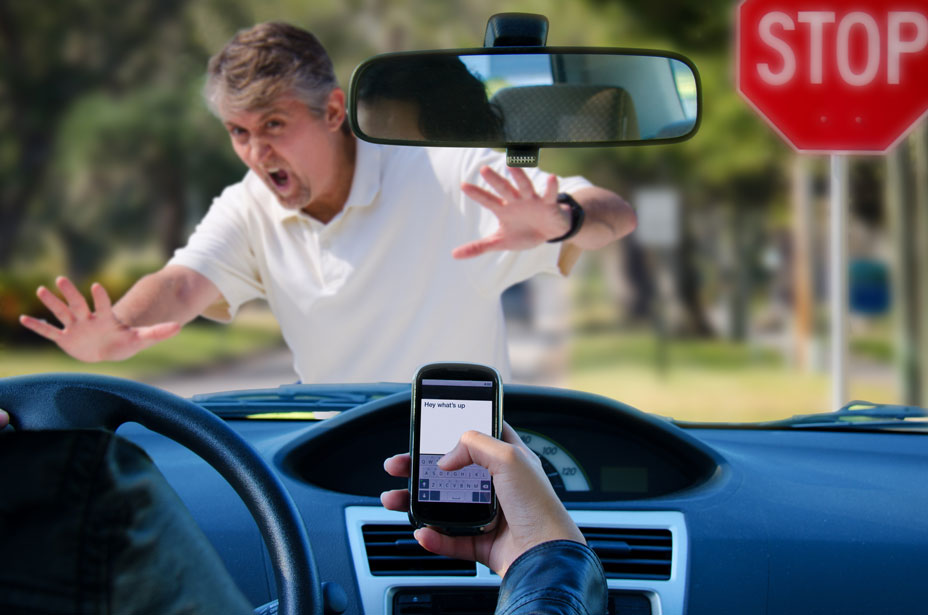Use of Electronic Devices While Driving
